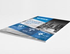 WDSE2013年報畫冊設計