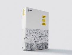 威尼斯公共交通公司Actv年報畫冊設計