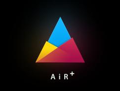 标志快3彩票官网元素○运用实例:三角形(三)