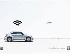駕駛不孤單:iBeetle大眾新甲殼蟲廣告