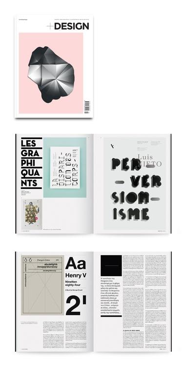 国外杂志创意版式设计欣赏(3)