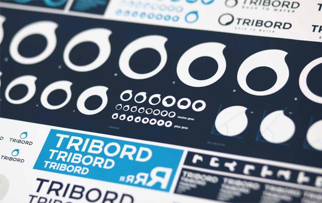 法国著名水上运动品牌Tribord新LOGO