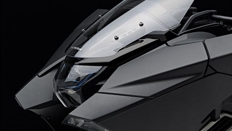 前卫科幻的本田NM4 Vultus概念摩托车