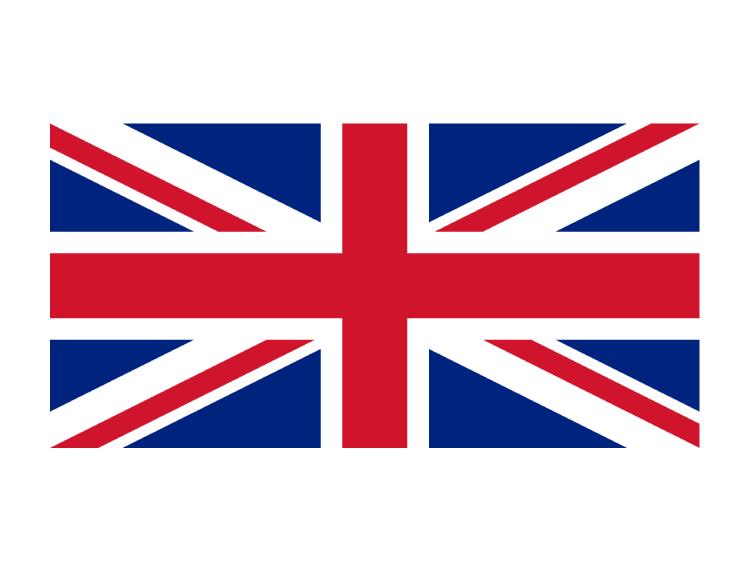 """天空之城笛子e调曲谱-英国国旗为长方形,长宽之比为2:1的""""米""""字旗,由深蓝底色和红、"""