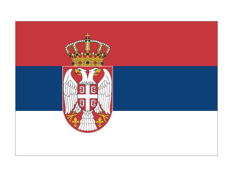 eps格式,矢量国旗,国旗,塞尔维亚国旗,矢量素材