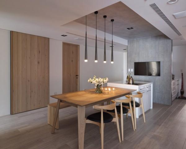 亚洲极简主义装修风格住宅欣赏 3 设计之家