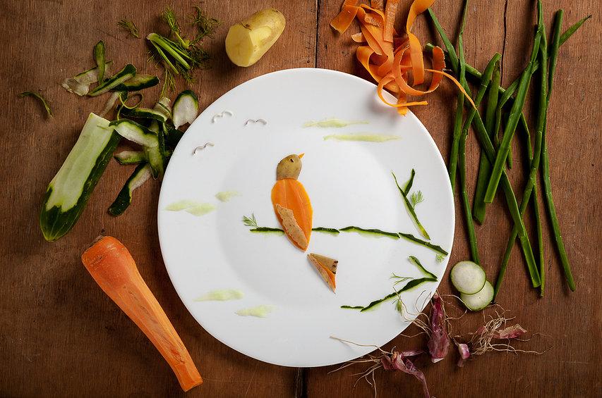 Anna Keville Joyce精致的食物造型艺术