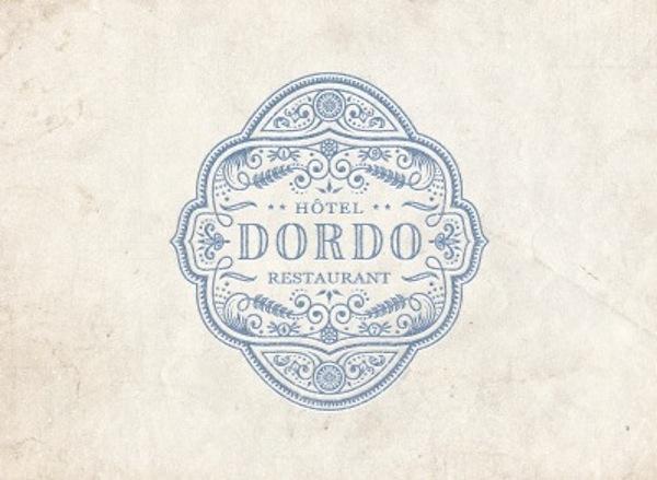 20款国外复古风格文字logo欣赏