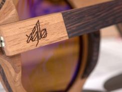 Xylo木質眼鏡品牌視覺形象設計
