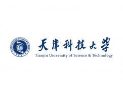 大学校徽系列:天津科技大学标志矢量图