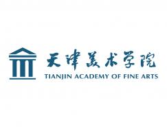 大学校徽系列:天津美术学院标志矢量图