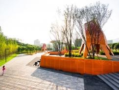 重慶萬科鳳鳴山公園景觀設計
