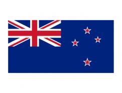 新西兰国旗矢量图
