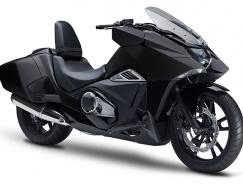 前衛科幻的本田NM4 Vultus概念摩托車