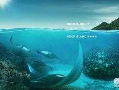 國際專業潛水教練協會(PADI)平麵廣告欣賞