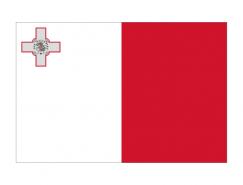 马耳他国旗矢量图