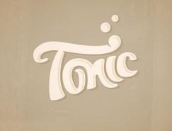标志设计元素运用实例:文字logo