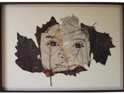 Lorenzo Manuel Duran惊人的树叶雕刻艺术