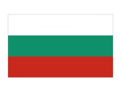 保加利亚国旗矢量图