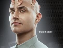 DTS Headphone:X多聲道耳機創意廣告欣賞