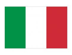 意大利国旗矢量图