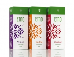 ETNO茶包装欣赏