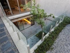 亚洲极简主义装修风格住宅欣赏