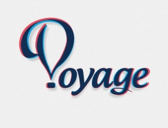 20款国外漂亮的文字logo欣赏