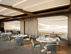 德國Hof酒店Roofgarden餐廳設計欣賞