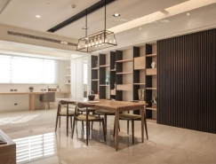 极简大气的台湾Loft公寓皇冠新2网
