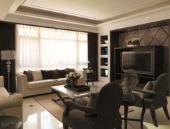 现代新古典风格大户型豪宅