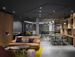 法国南特时尚现代的Okko酒店设计