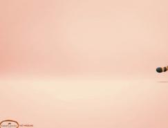 創意廣告欣賞:輝柏嘉(Faber-Castell)橡皮泥