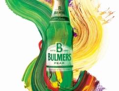 多彩生活:Bulmers果酒创意广告