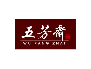 五芳斋logo标志矢量图