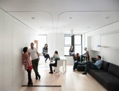 纽约39平米百变小公寓
