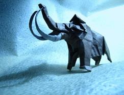Brian Chan精细逼真的折纸艺术
