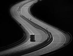 幽静的道路:欧盘赔率师Miro Simko黑白作品欣赏