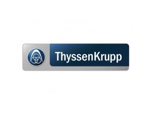 蒂森克虏伯(ThyssenKrupp)电梯logo标志矢量图