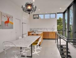 30个简约风格家居餐厅设计
