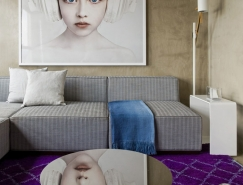 圣保罗70平Loft公寓设计