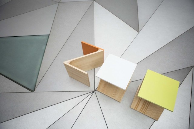 MAYICE:多种组合变化的ZOO椅子