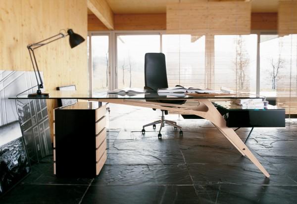 30个国外创意家庭办公桌设计