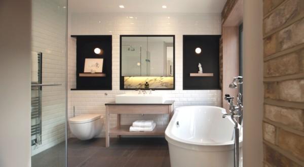 30个国外别墅卫生间和浴室空间设计图片