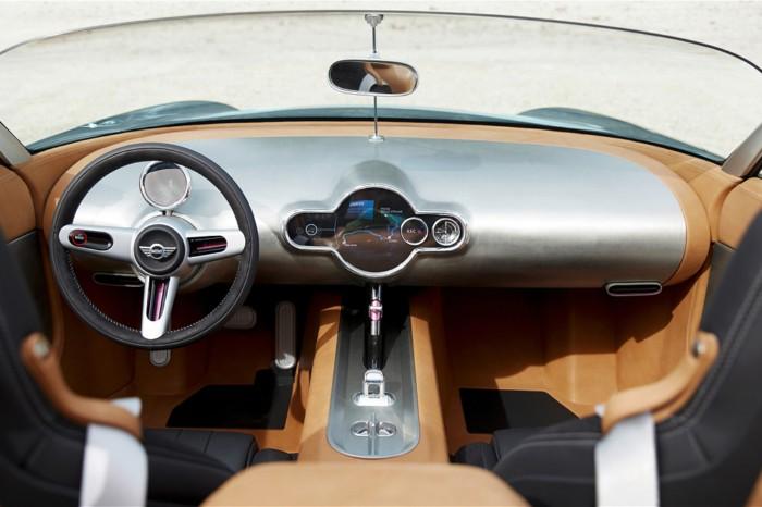 MINI Superleggera Vision概念车