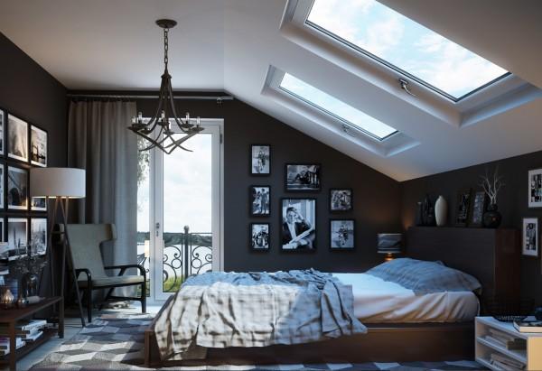 20个国外现代卧室装修设计欣赏(3)