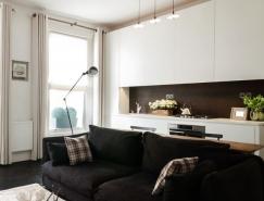 48平米伦敦小户型公寓设计