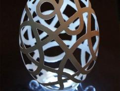 Piotr Bockenheim惊人的蛋壳雕刻艺术