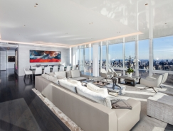 纽约曼哈顿豪华公寓设计欣赏