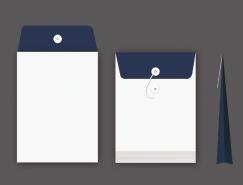 文件档案袋PSD素材